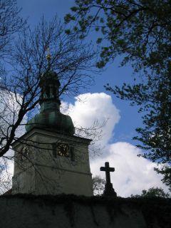 Tomáš Trejbal: Kostel sv. Václava na Proseku (2005)